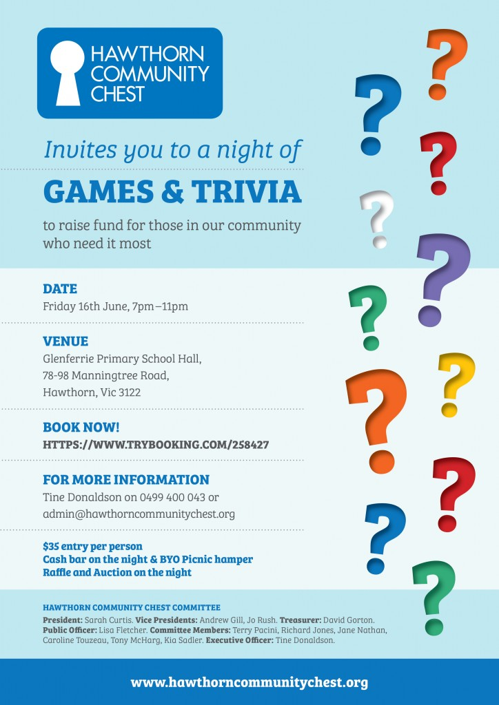 Hawthorn Community Chest Trivia Night v5