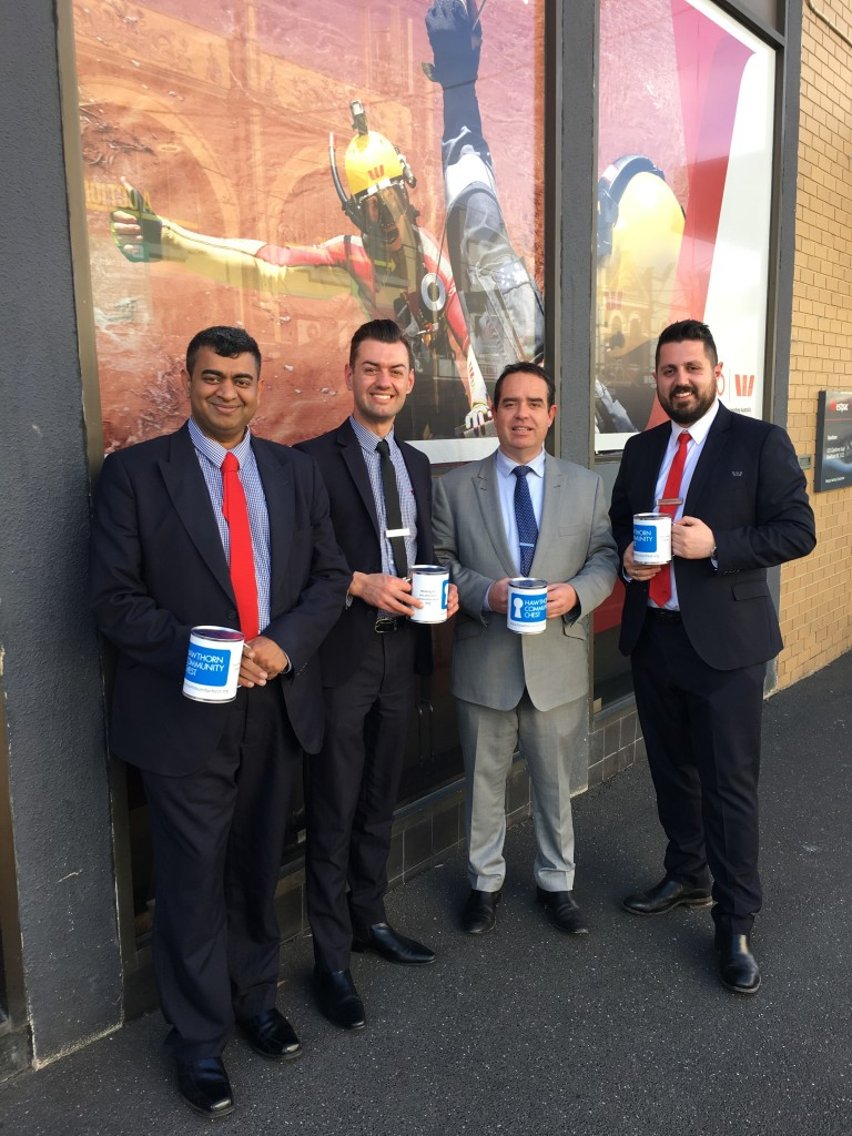 Westpac Branch Managers